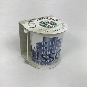 Starbucks City Mug Collection Düsseldorf NIB 2002